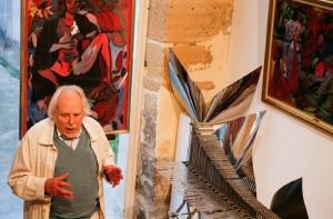 2011-06-16 Bernard Baschet Galerie. _MG_2167