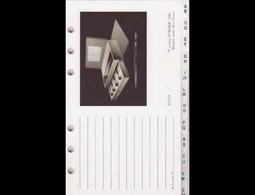 Guide L'Art et l'Adresse 1993
