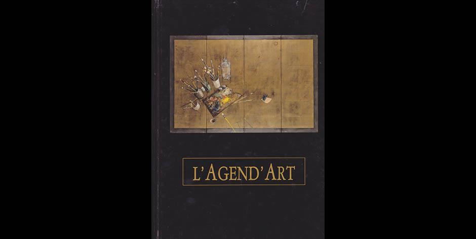 Guide L'Agend'Art 1990